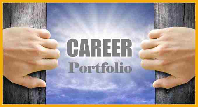 your career portfolio